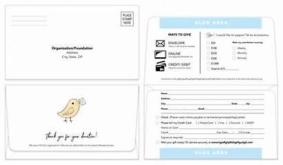Template Envelope Remittance Service Envelopes Custom
