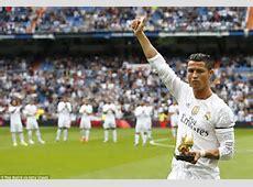 Real Madrid 30 Levante Cristiano Ronaldo becomes hosts