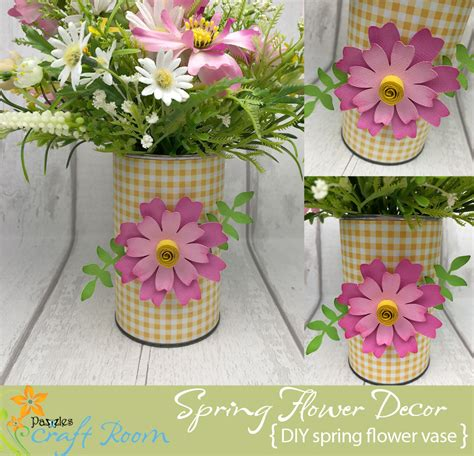 floral kitchen accessories flowers coffee tin decor pazzles craft room 1020