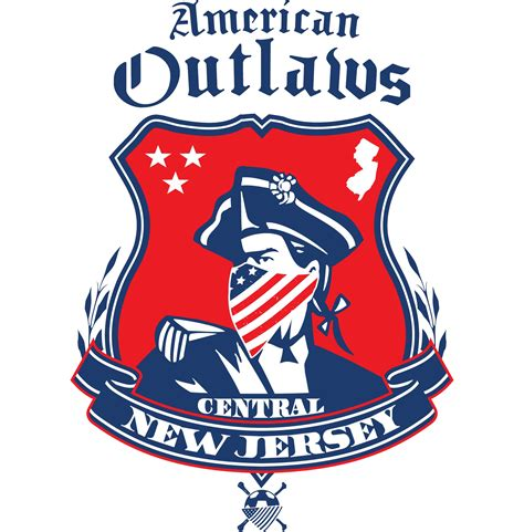 Central Jersey by American Outlaws Chapters New Jersey