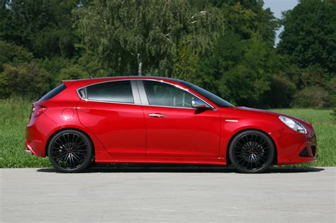 alfa romeo giulietta tuning the new novitec alfa romeo giulietta tuning is one hatch