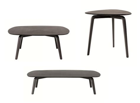 Coffee Table Fiorile By Poltrona Frau