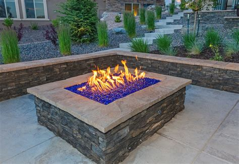 Fire Pits : Outdoor Fire Pit & Bbq Pit Installers Los Angeles Contractors