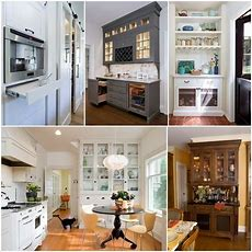 9 Ways To Utilize Any Blank Wall Space In Your Kitchen