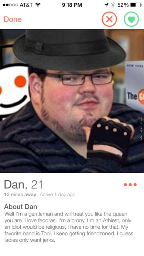 Tinder Memes - the average memecenterian on tinder by touchmethere meme center