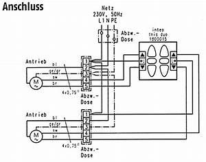 Steuerung Für Rolladenmotor : steuerung von zwei roll den mit dem somfy inis duo von ~ Michelbontemps.com Haus und Dekorationen