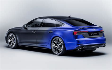 Audi A5 Sportback G Tron Show Car 2017 Wallpapers And Hd