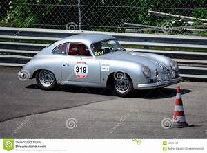 Porsche 356 1500 Coup 1954 At The Mille Miglia Editorial Stock Photo Image 58630403