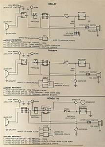 Shovelhead Points Wiring Diagram
