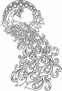 desenhos de pavoes para imprimir e colorir animais para With gallery for gt electricity symbols for kids