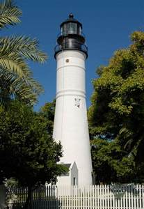 Lighthouse Key West Florida