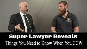 Top Defense Attorney Reveals the Most Important Things You ...