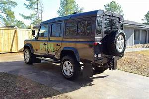 Land Rover Macon : 1988 land rover defender 110 numbers matching for sale in macon georgia united states ~ Medecine-chirurgie-esthetiques.com Avis de Voitures
