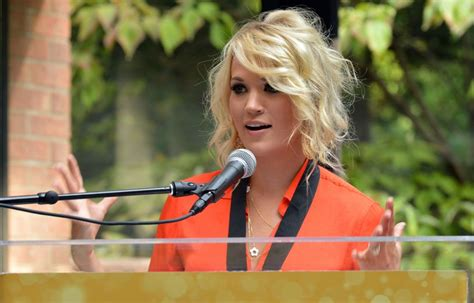 Was Carrie Underwood New Haircut Inspired Miley