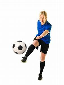 Female Soccer Players Pictures - ClipArt Best