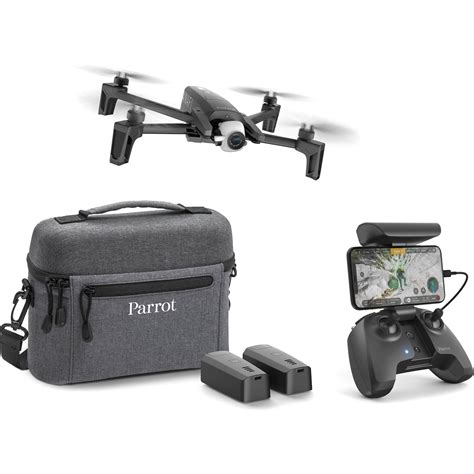 parrot anafi  portable drone extended combo pack pf bh