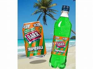 Retail Assistant Ag Barr Launches New Summer Soft Drink