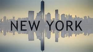 New York Schriftzug : new york city ein tag in einer minute expedia youtube ~ Frokenaadalensverden.com Haus und Dekorationen