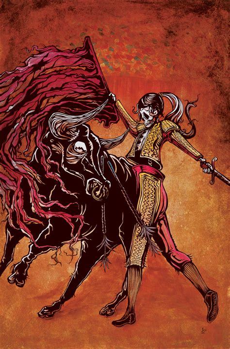 """Allnew """"day Of The Dead Art Of Día De Los Muertos 2016"""