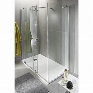 paroi de retour maxxi salle de bains With porte de douche lapeyre