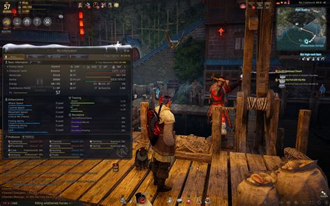 Bdo Fishing Boat To Port Ratt by Yes I Crossed The Magoria In A Fishing Boat And It Was