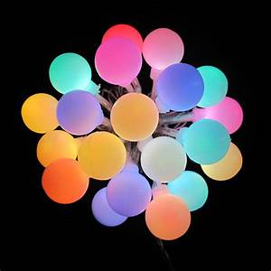 Guirlande Lumineuse Boule Exterieur : guirlande lumineuse exterieur deco accueil design et mobilier ~ Preciouscoupons.com Idées de Décoration