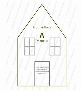 11  Paper House Templates