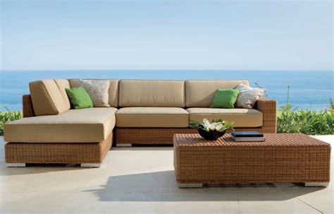 chelsea corner garden sofa furniture modern rattan outdoor