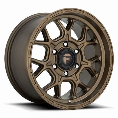 D671 Tech Bronze Fuel Wheels 20x10 Wheel