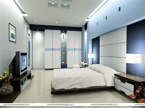 Bedroom Interior Design Images India by Interior Exterior Plan Bedroom Design With A Television Set