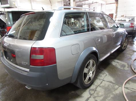 how cars run 2001 audi allroad regenerative braking parting out 2001 audi allroad stock 140321 tom s foreign auto parts quality used auto parts