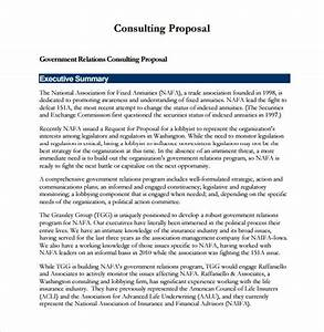 Consultant Proposal Template  7 Download Doents In PDF , Word Sample Templates