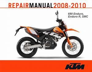 Official Ktm 690 Enduro  Enduro R And Smc Service Manual