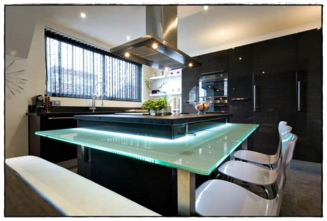 cuisine ilot cuisine moderne avec ilot central idées de décoration à
