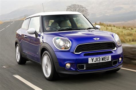 Mini Cooper Sd Paceman Review  Auto Express