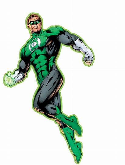 Lantern Superhero Cartoon Comics Clipart Superman Martian