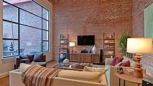 Red brick walls interior design design and ideas for Red brick walls interior design