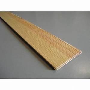 Plinthes En Bois : plinthes bois sans noeud idea bois nicolas ~ Nature-et-papiers.com Idées de Décoration