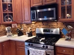 faux kitchen backsplash faux brick backsplash kitchen home design ideas
