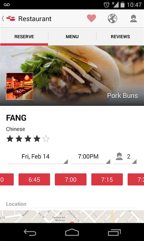 opentable 1000 point tables opentable free reservations screenshot