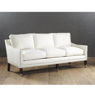 Microfiber Sofas With Nailhead Trim by Griffin Sofa With Pewter Nailhead Trim