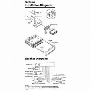 Marine Cd Player Wiring Diagram