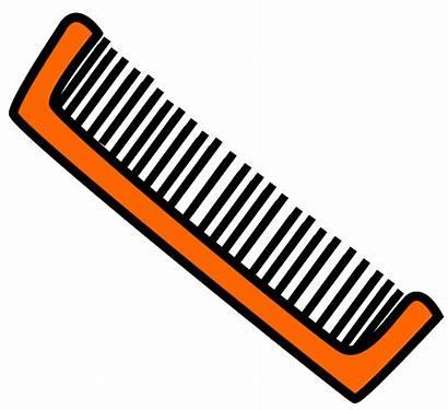 Comb Clipart Scissors Clip Svg
