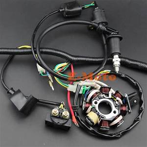 Buggy Wiring Harness Loom Gy6 Engine 125 150cc Quad Atv