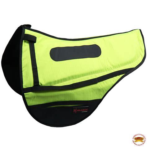 saddle pad endurance lime hilason