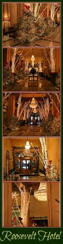 The Roosevelt Hotel New Orleans Christmas Decorations by Top 5 Christmas Decorations In New Orleans New Orleans