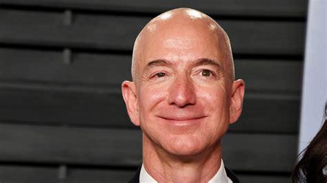 Jeff Bezos Walks a Robotic Dog at Amazon's Annual ...