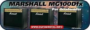 Review Marshall Mg100dfx