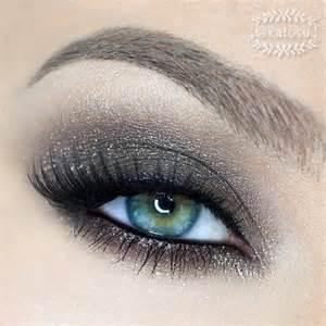 Grey Eye Makeup Looks