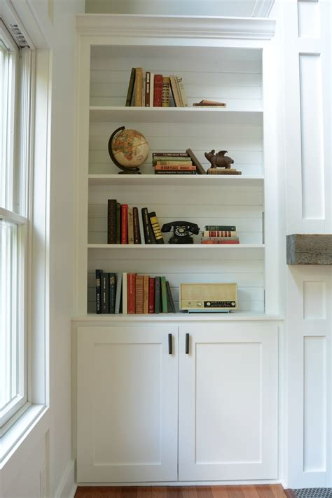 living room bookshelves and cabinets living room built in cabinets decor and the dog